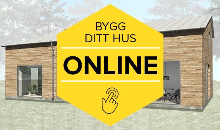 bygg ditt eget hus online